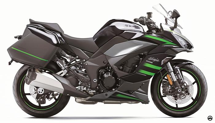 Kawasaki Ninja 1000SX 2020 สปอร์ตทัวริ่งสุดแกร่ง