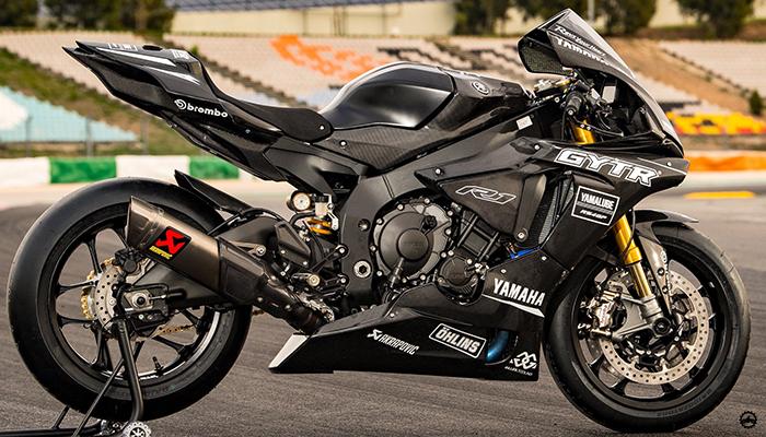 Yamaha YZF-R1 2015-2019 เฉียดความเป็น MotoGP