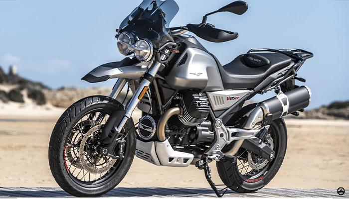 MOTO GUZZI V85 TT Travel 2020 คลาสสิคสไตล์ทัวริ่งไบค์